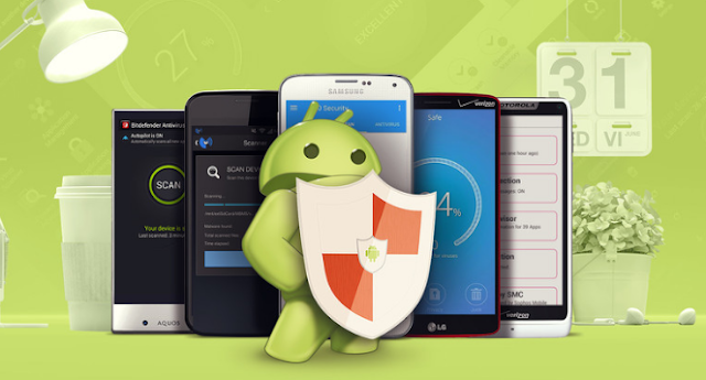 Antivirus Android Terbaik dan Ringan Full Version Gratis