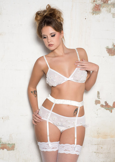 Choosing gorgeous wedding lingerie by Bridal Style Inc.