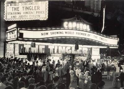 Estreno The Tingler, 1959