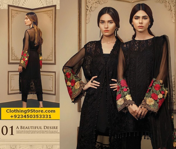 Chantelle Chiffon Catalog Vol-3 by Baroque Online Store