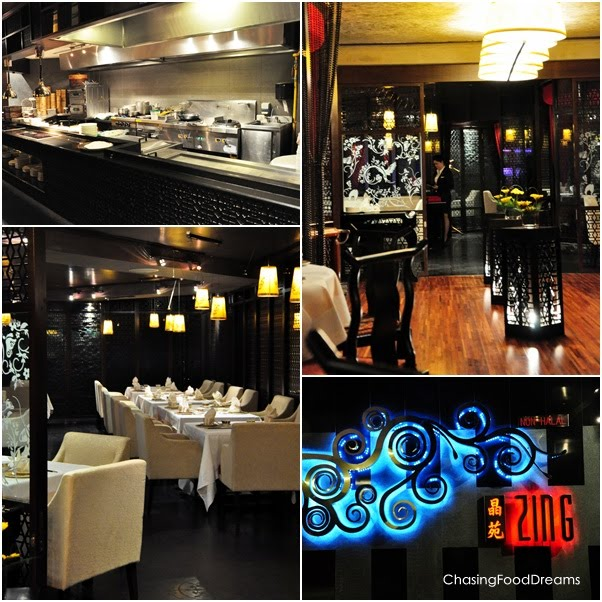 Oriental Style Kitchen Design