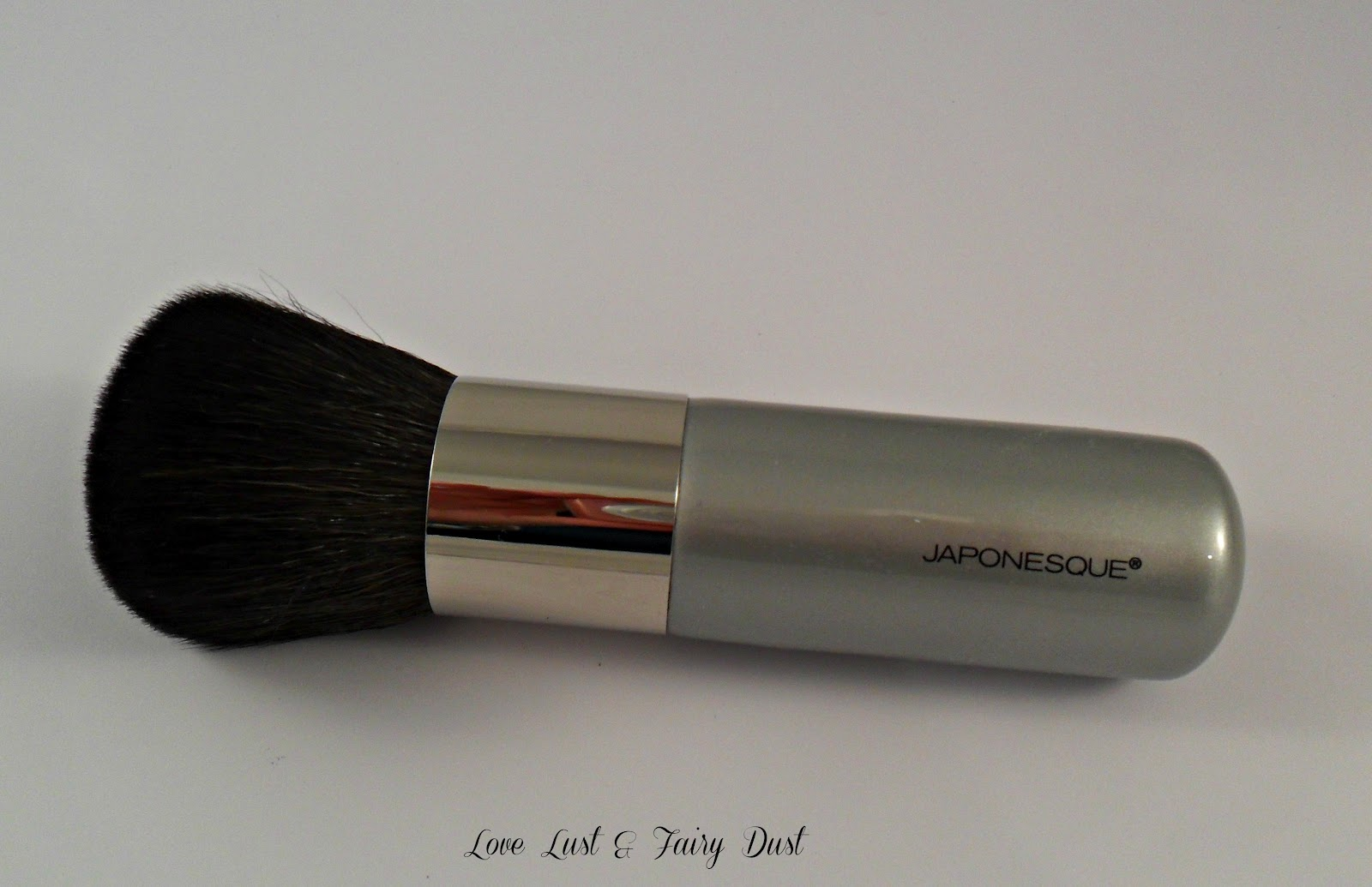 Japonesque Complexion Perfection Travel Lux Bronzer Kabuki Brush