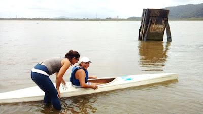 Atletas da Ilha convocadas para o mundial de canoagem lançam campanha por patrocínio