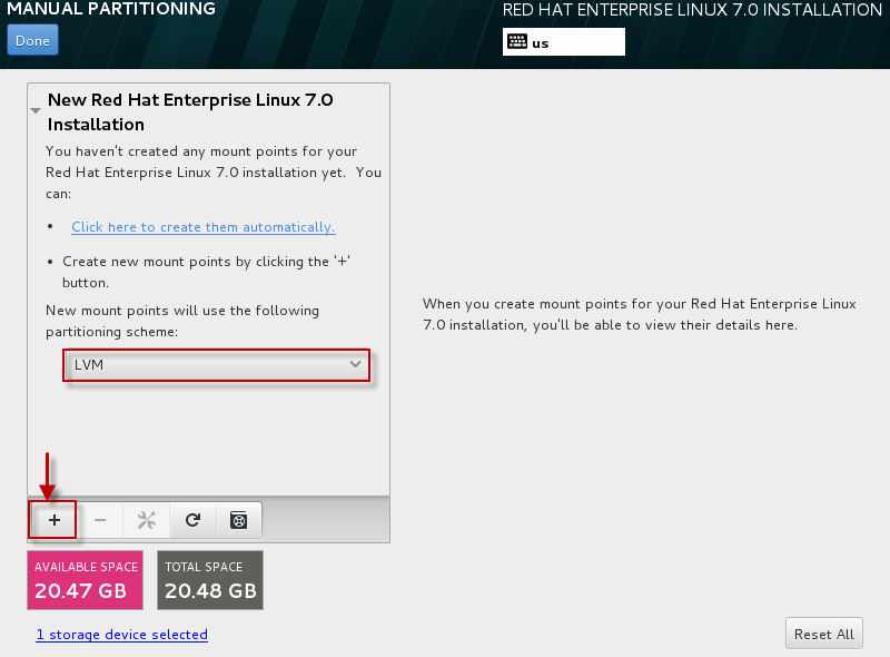 Step by Step Red Hat Linux 7 0 installation (64 bit) with
