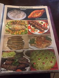 Gürcü yemekleri