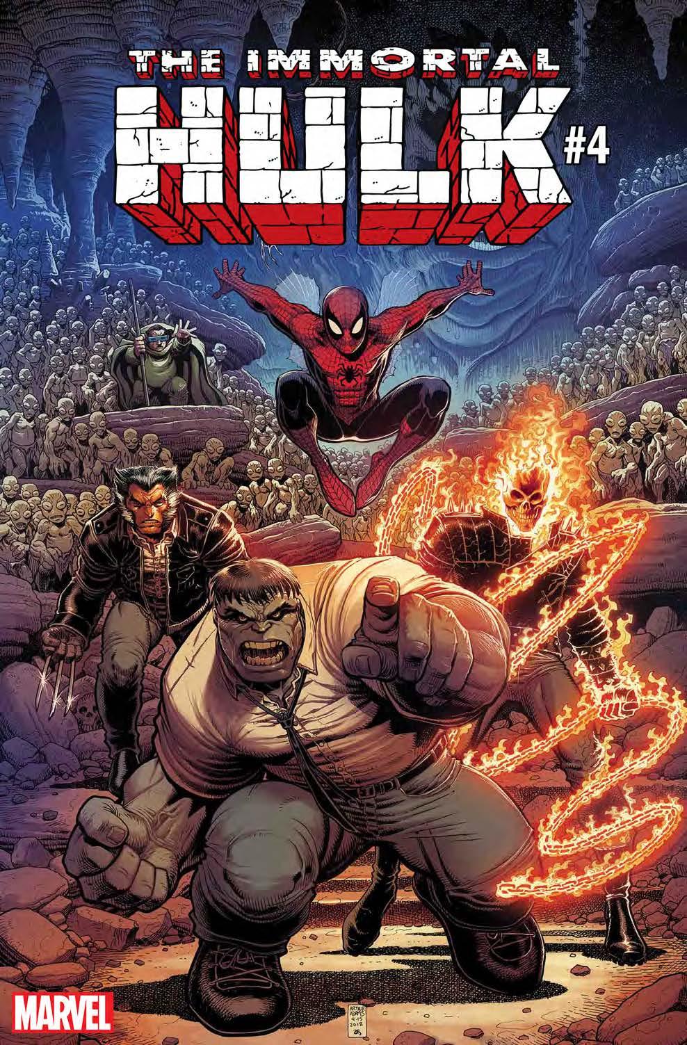 The Return Of The Fantastic Four marvel variant