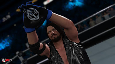 WWE 2K17 APK + DATA Highly Compressed for Android