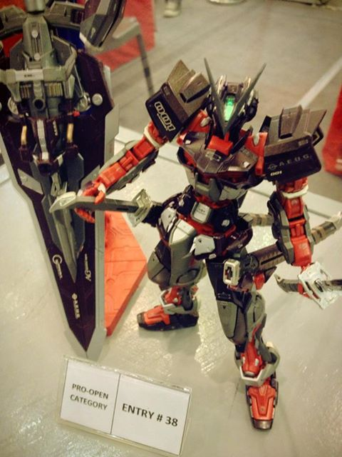 Pinoy Gunpla Modeler Pgm Enters Gundam Model Kit