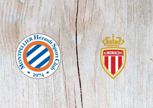 Montpellier vs Monaco - Highlights 10 February 2019