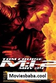 Mission: Impossible II (2000) Full Movie Dual Audio Hindi BRRip 720p