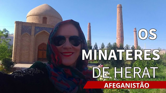 Os Minaretes de Herat