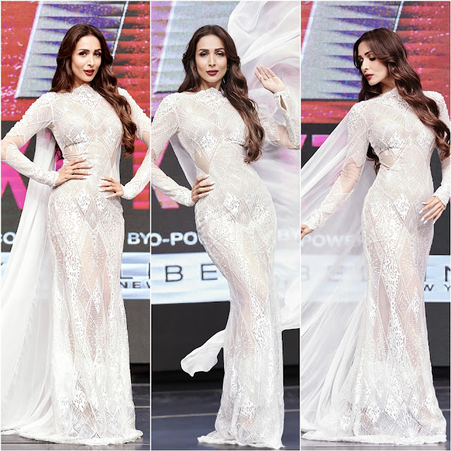 मलाइका अरोड़ा खान ने पहनी चरबेल करम की ड्रेस – Malaika Arora Khan in Charbel Karam