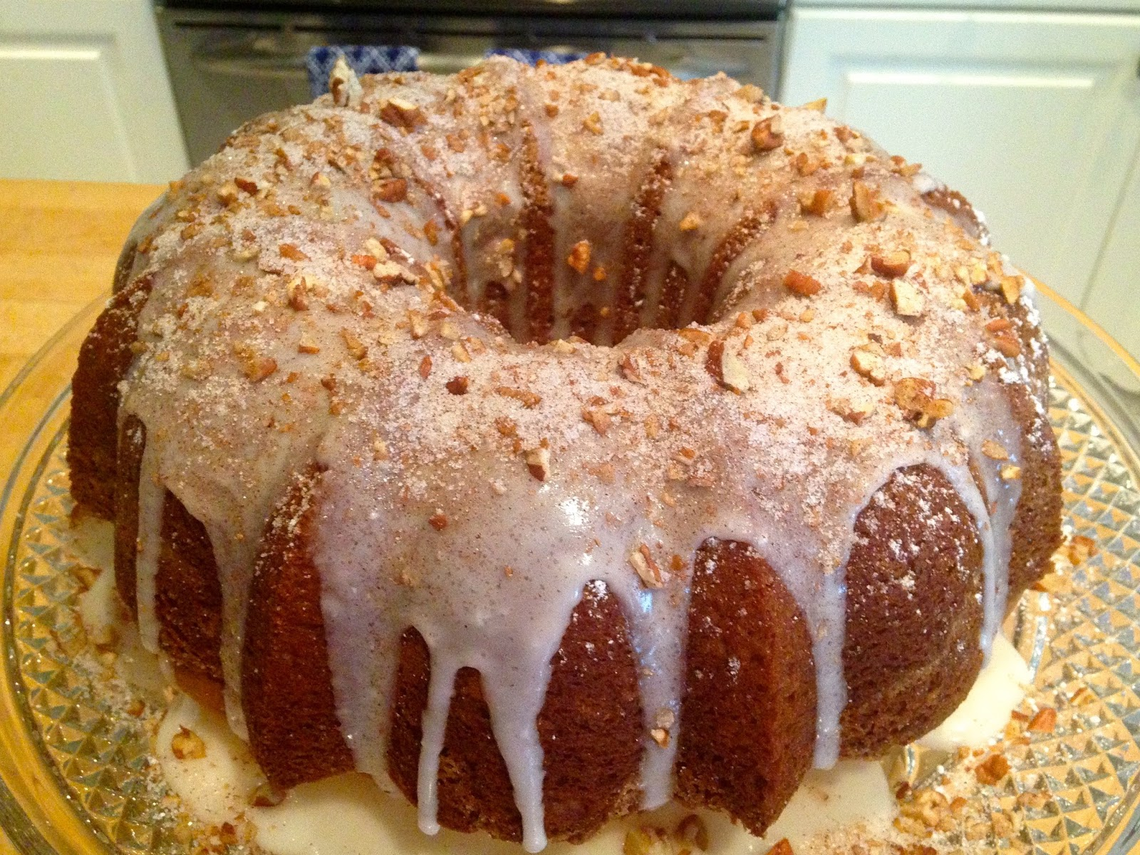 When To Remove A Bundt Cake From The Pan