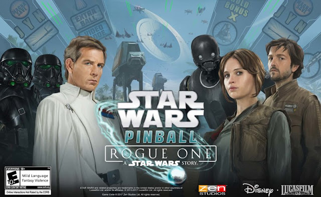 Pinball FX2 Star Wars Pinball Rogue One - HI2U