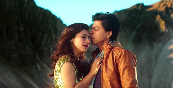 Lyric : Shah Rukh Khan & Kajol - Gerua (OST. Dilwale)