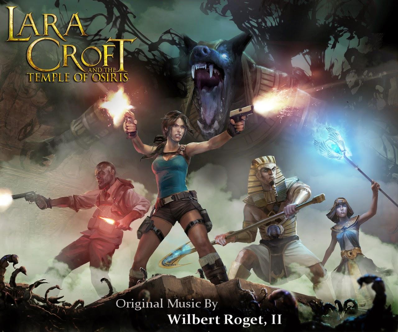 The Music of Tomb Raider: Lara Croft and the Temple of Osiris