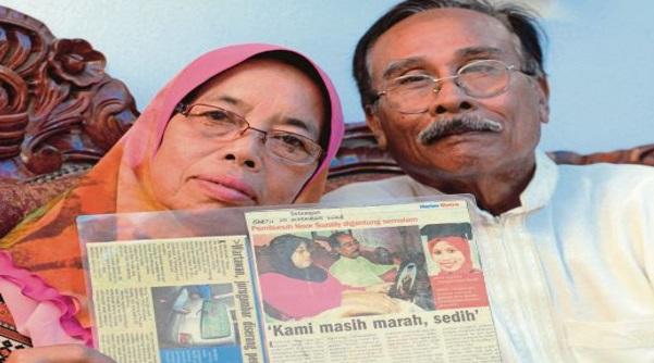 Peristiwa Nur Suzaily dirogol dan dibunuh ditemui di tapak perumahan kota tinggi 16 tahun lepas masih tidak dapat dilupakan ibu bapa