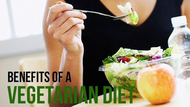 Tiga manfaat kesehatan dari diet vegetarian