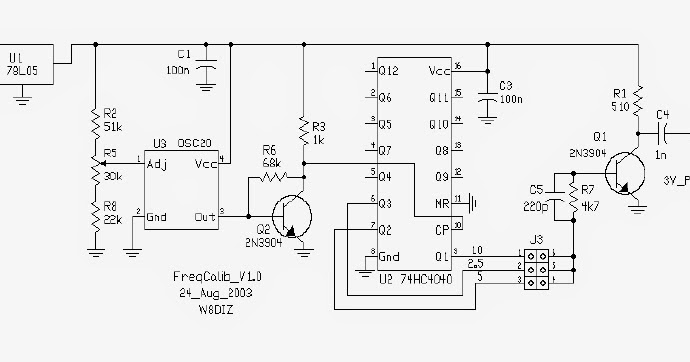 Qrss De W4hbk Precision Markers At Any Frequency Using An