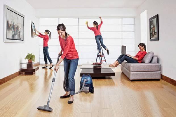 Akibat tempat tinggal jarang dibersihkan dapat menimbulkan gangguan