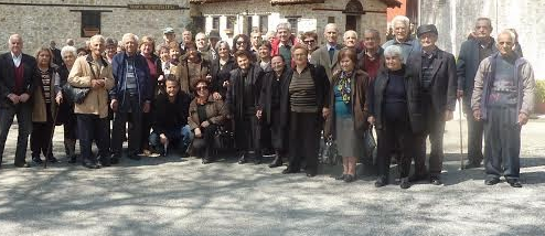 ΚΑΠΗ Καστοριάς: Πρόγραμμα εκδρομών για το έτος 2015