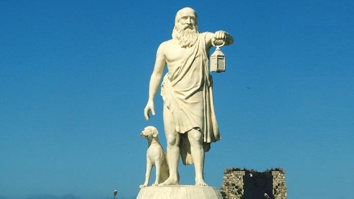 Diogene e l'amore per le lenticchie