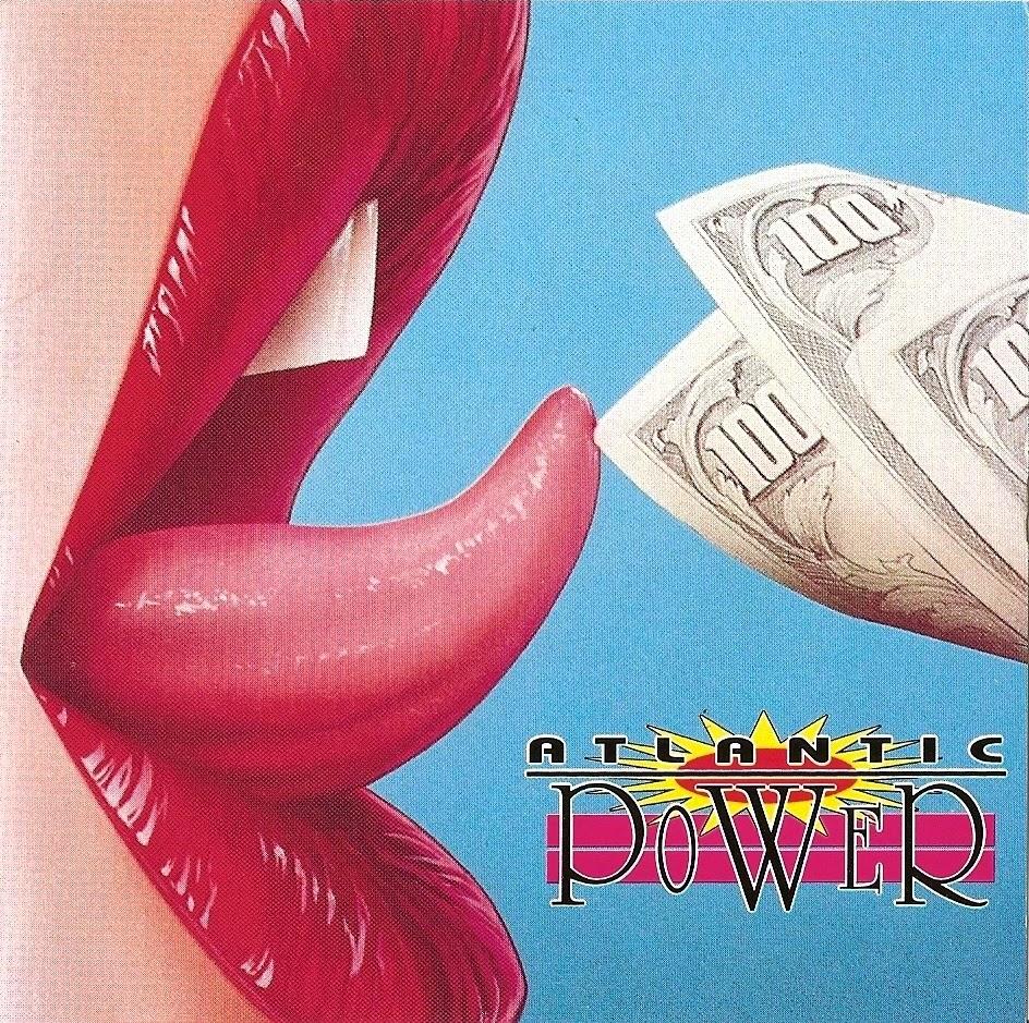 Atlantic Power 1994 aor melodic rock