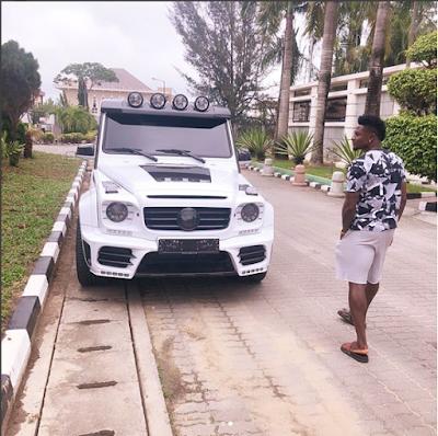 Nigerian Footballer Obafemi Martins Buys New Mansion in Lagos