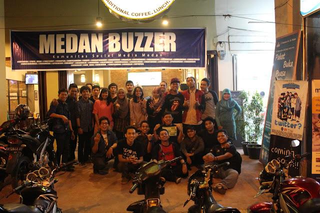 Medan Buzzer