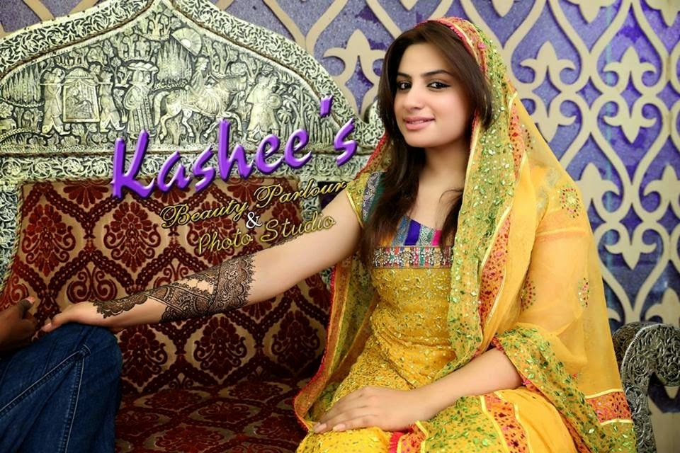 Kashee Bridal Mehndi : Latest and stylish mehndi designs for young brides by kashee