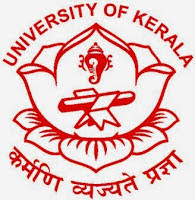 Kerala University Recruitment 2016