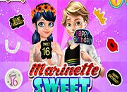 Ladybug Marinette Sweet 16