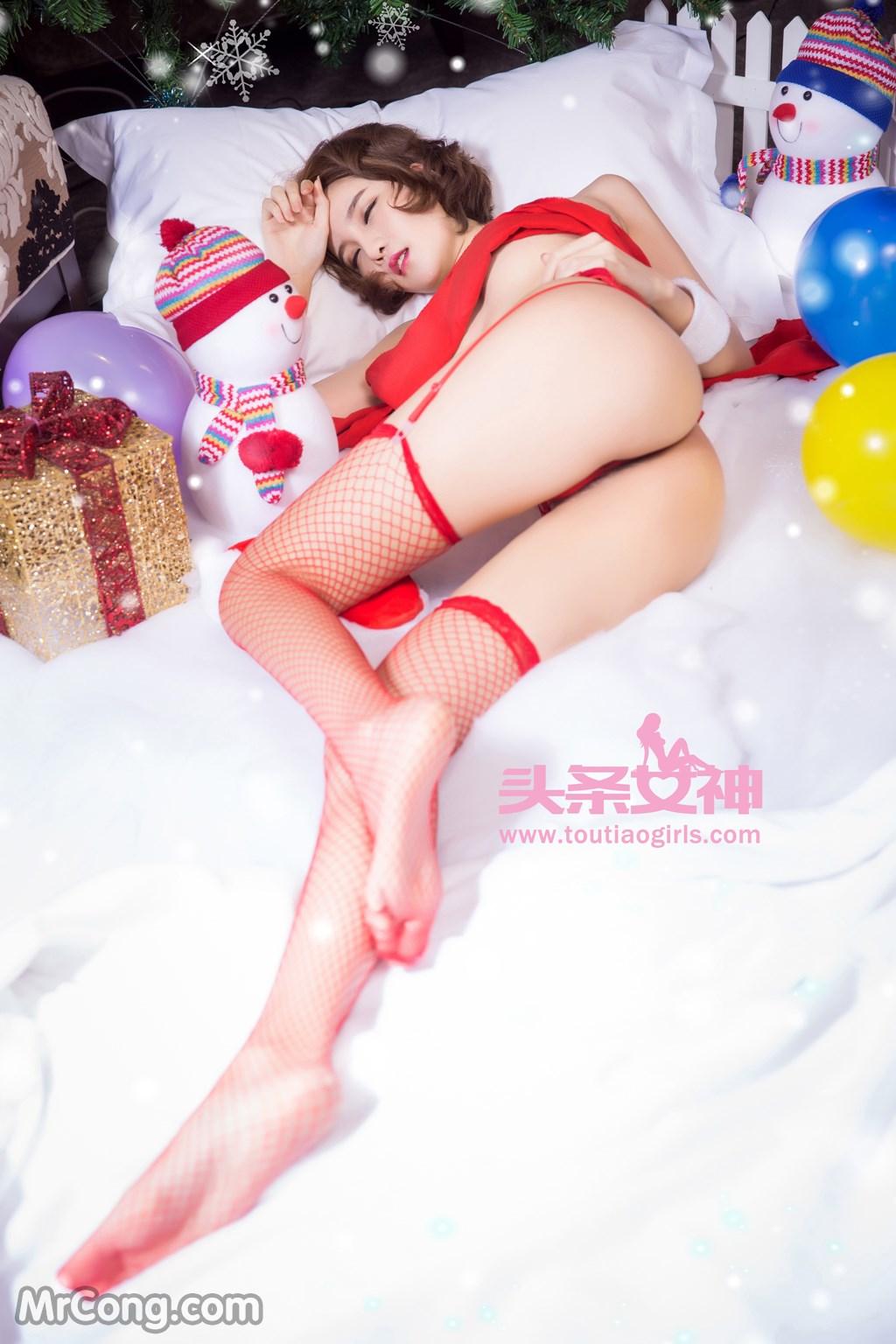 Image MrCong.com-TouTiao-2016-12-24-Wen-Xue-036 in post TouTiao 2016-12-24: Người mẫu Wen Xue (文雪) (38 ảnh)