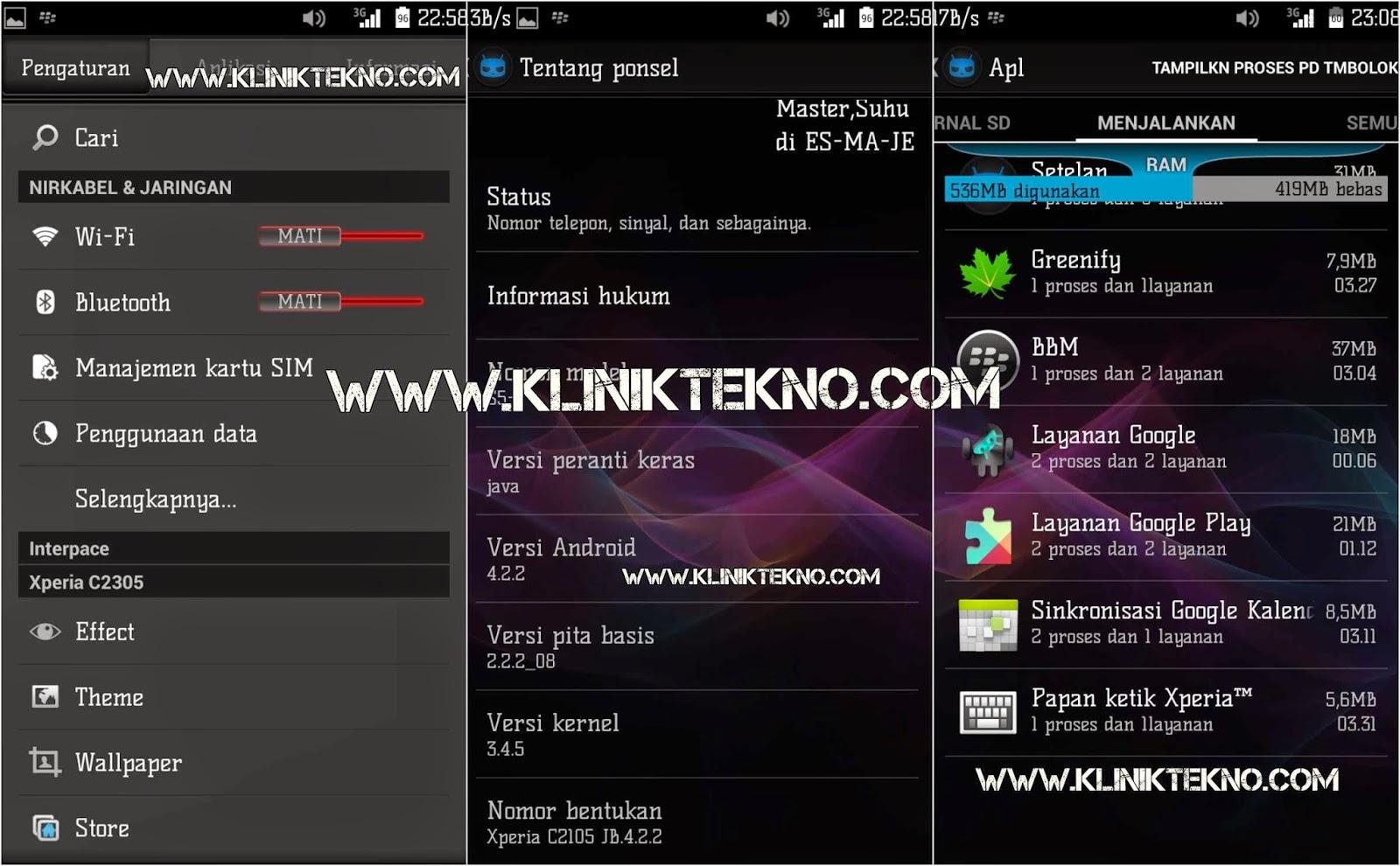 Image Result For Xperia J Custom Rom List