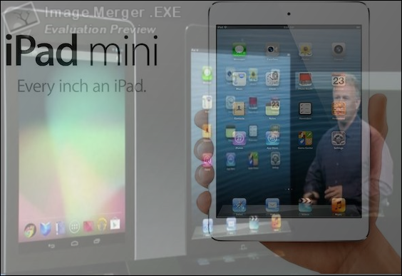 IPAD MINI PRESENTATION