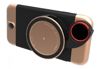 Ztylus Limited Edition Rose Gold Camera Kit for iPhone 6/6 Plus Giveaway