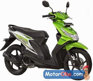 Pasaran Harga Motor Honda Beat Bekas Terbaru
