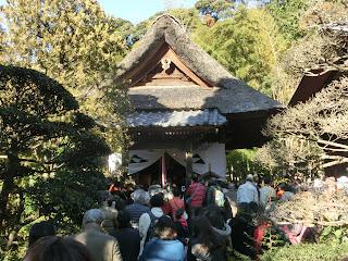 常楽寺・文殊祭