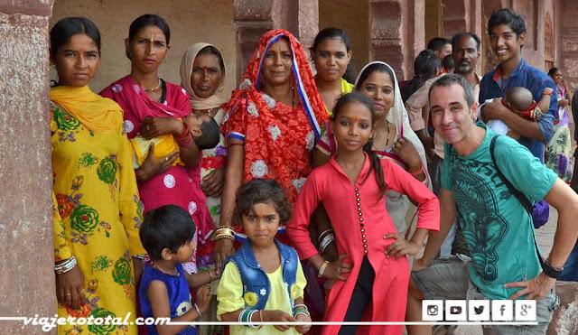 fuerte fort pokhran india familia