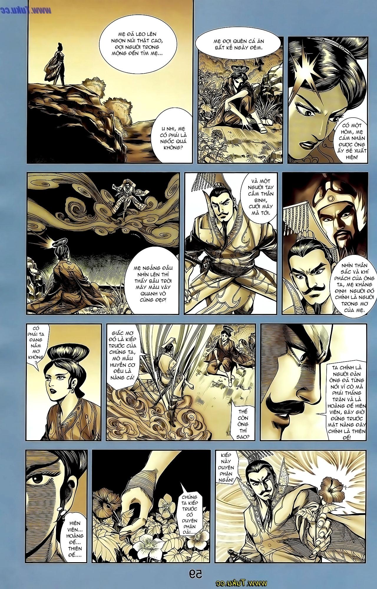 Cơ Phát Khai Chu Bản chapter 127 trang 19
