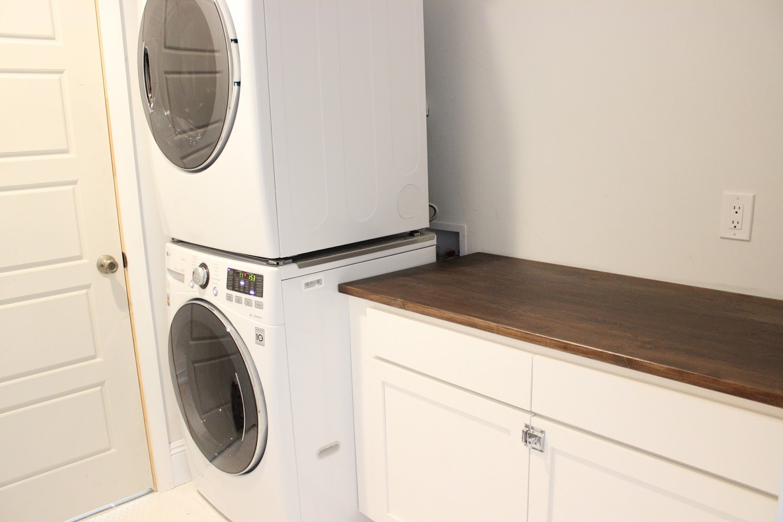 Laundry Room Ideas Ikea Ikea Desk Top Turned Laundry Room Cabinet Top Dream Book