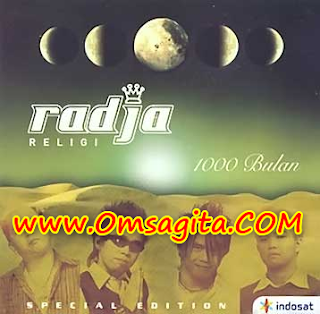 Lagu Radja Spesial Album 1000 Bulan Mp3