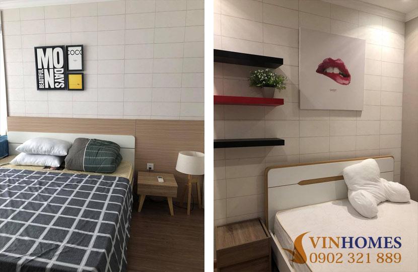 Vinhomes Landmark 1 cho thuê căn hộ chung cư 67m2  - hinh 2