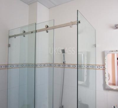 Cửa kính trượt lùa phòng tăm, vệ sinh