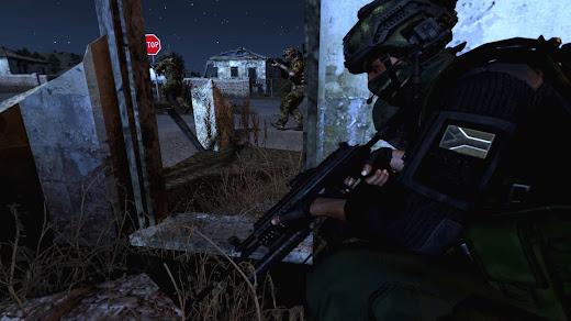 Arma3用南アフリカの架空の戦闘グループアドオン
