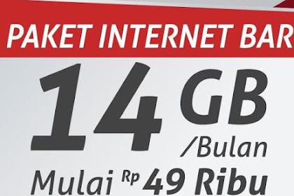 Daftar Harga Paket Internet Telkomsel 2019 Terlengkap