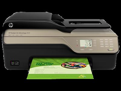 HP Deskjet 4615 Printer Driver Download
