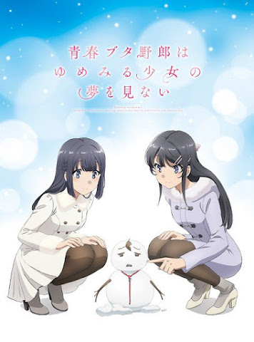 Visual Seishun Buta Yarō wa Yume-Miru Shōjo no Yume wo Minai the Movie