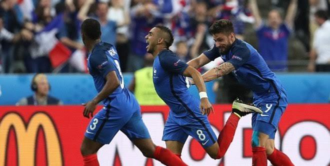 Prancis Menang Susah Payah