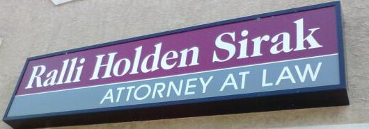 Ralli Holden Sirak, Berks County Family Law Attorney